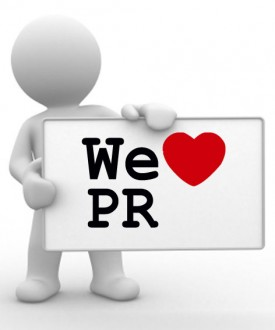 We Heart PR