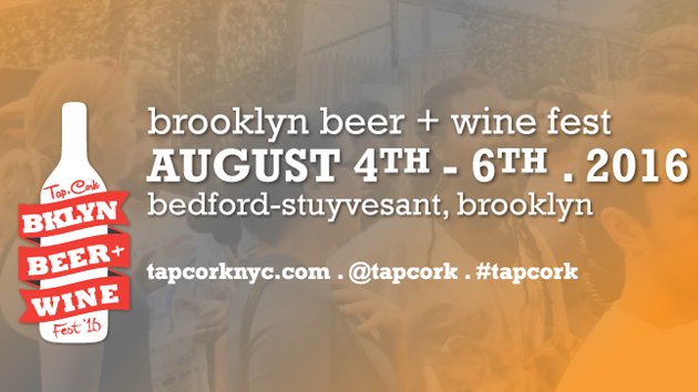 2016 Tap+Cork: Brooklyn Beer & Wine Fest