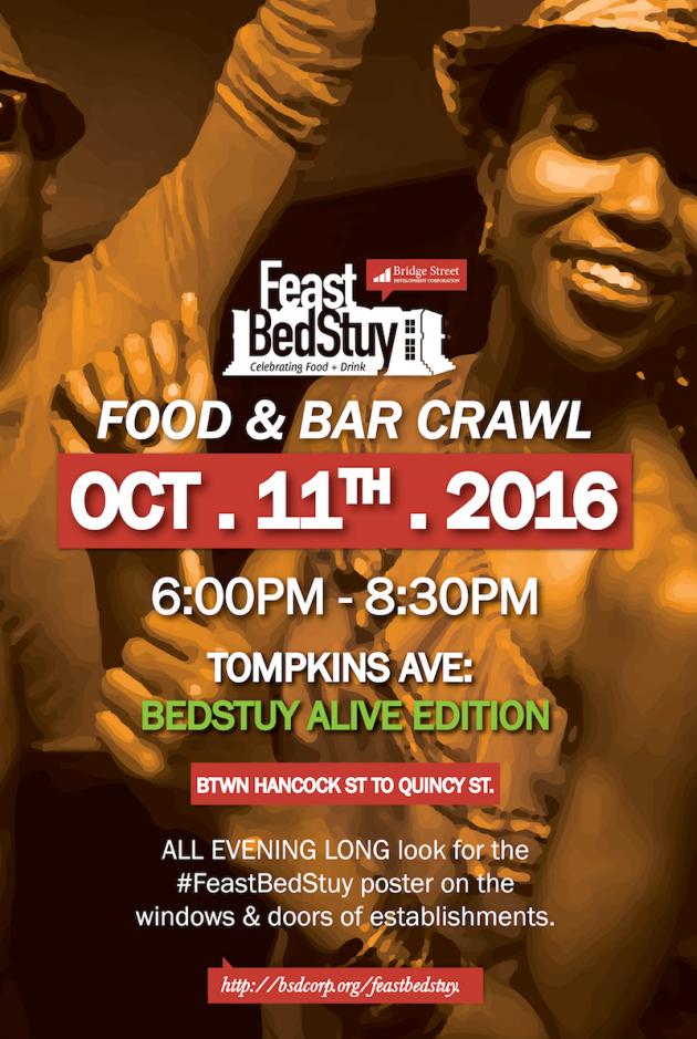 Feast BedStuy X Bed-Stuy Alive!